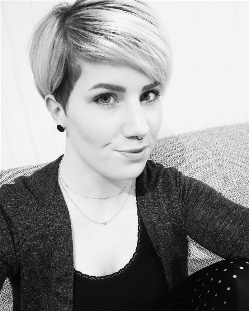 Trending Short Pixie Hairstyles For An Amazing Look 09