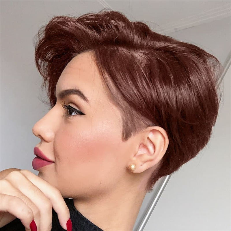Trending Short Pixie Hairstyles For An Amazing Look 31