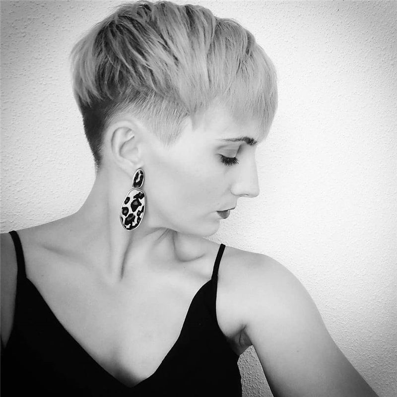 Trending Short Pixie Hairstyles For An Amazing Look 33