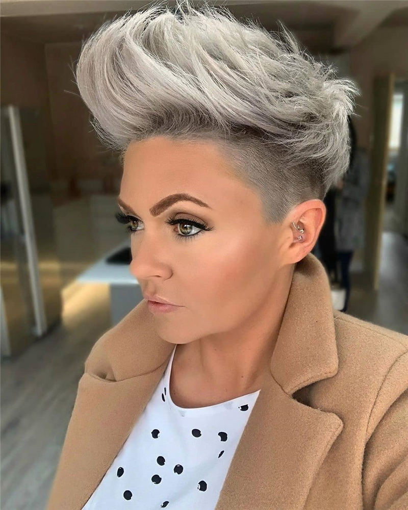 Trending Short Pixie Hairstyles For An Amazing Look 35