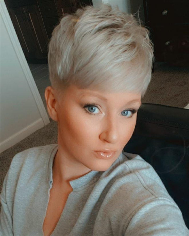 Trending Short Pixie Hairstyles For An Amazing Look 40