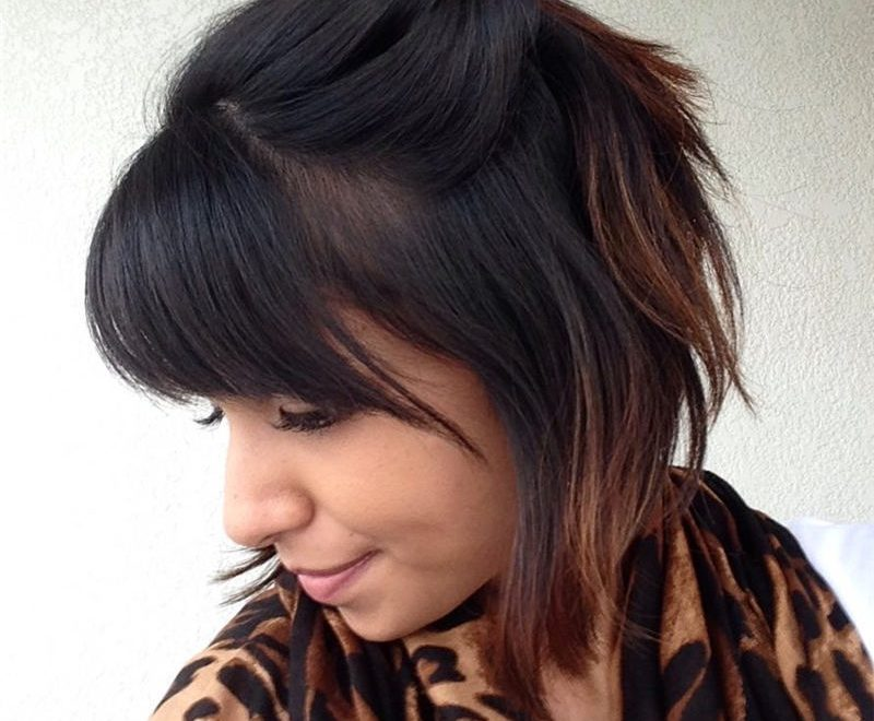 Cool Short Hair with Bangs That You Must Try 43