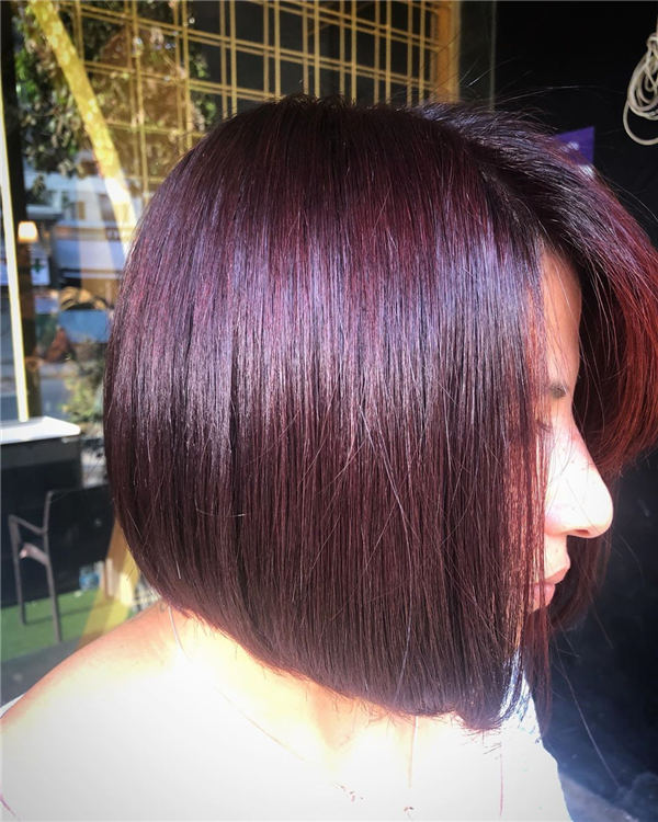 Cool Short Hairstyles for Summer 2020 05