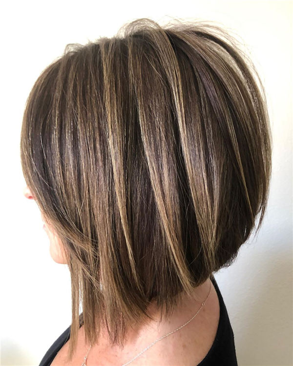 Cool Short Hairstyles for Summer 2020 23