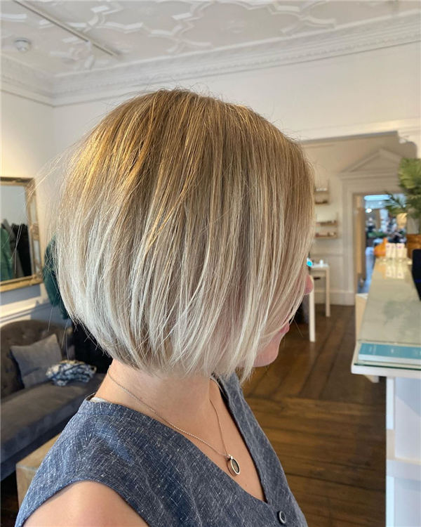 Cool Short Hairstyles for Summer 2020 30