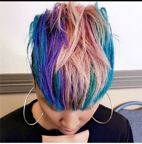Cool Short Hairstyles for Summer 2020 34