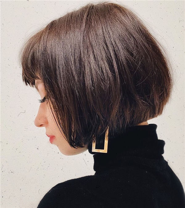 Cool Short Hairstyles for Summer 2020 35