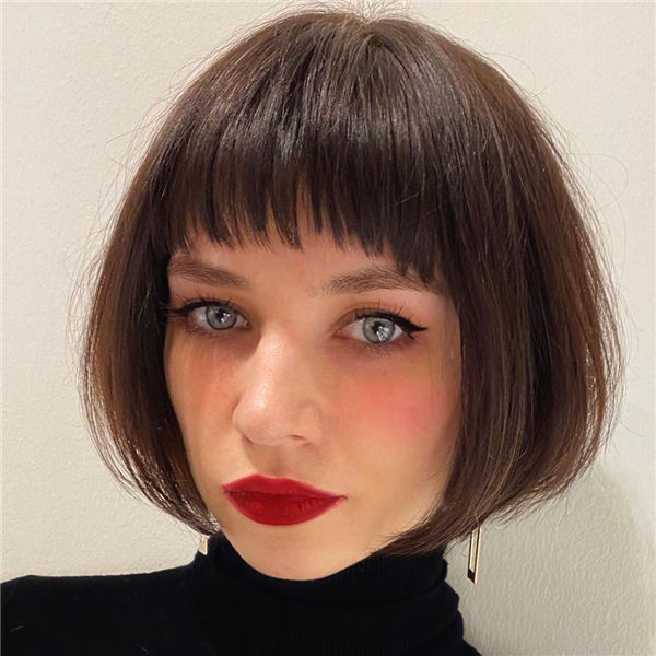 Cool Short Hairstyles for Summer 2020 36