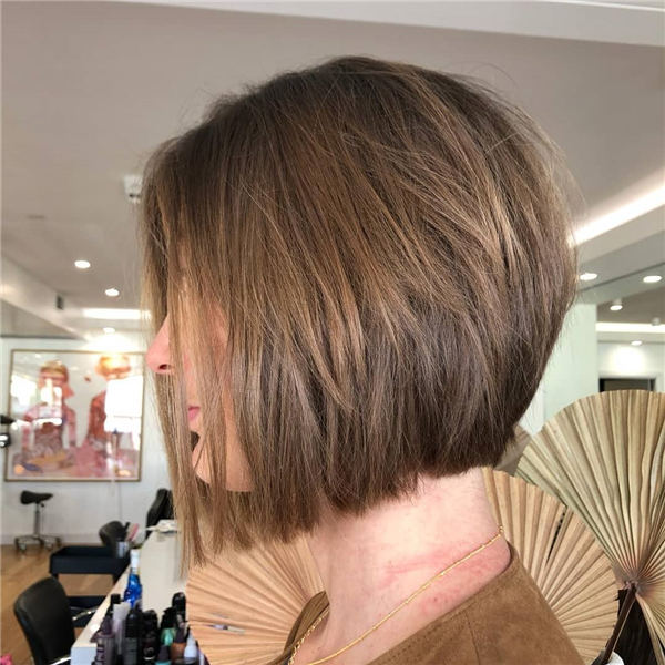 Cool Short Hairstyles for Summer 2020 41