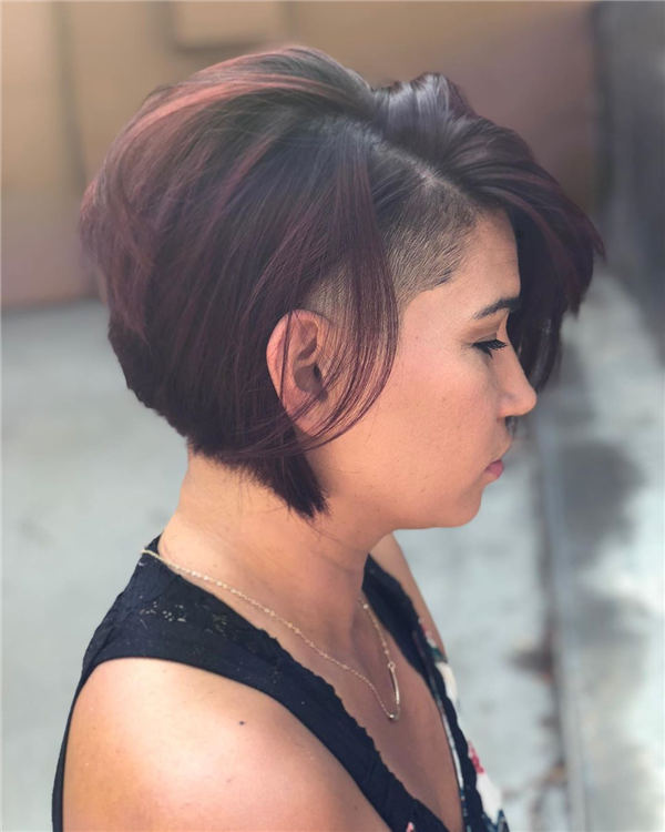 Cool Short Hairstyles for Summer 2020 43