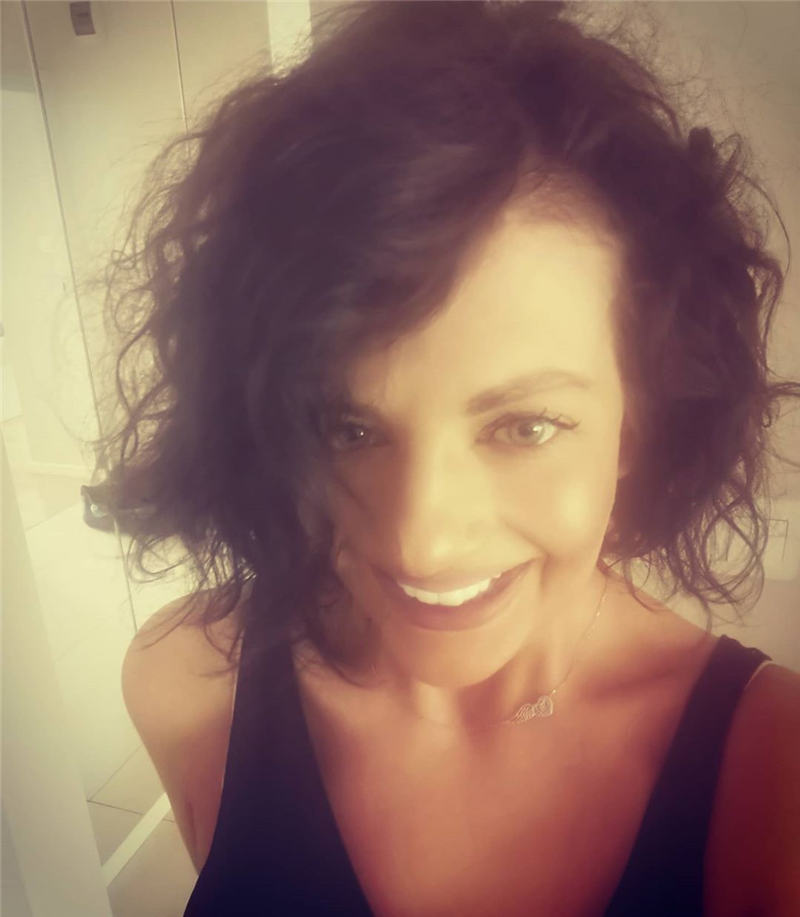 Most Stylish Short Curly Hairstyles for Women 36