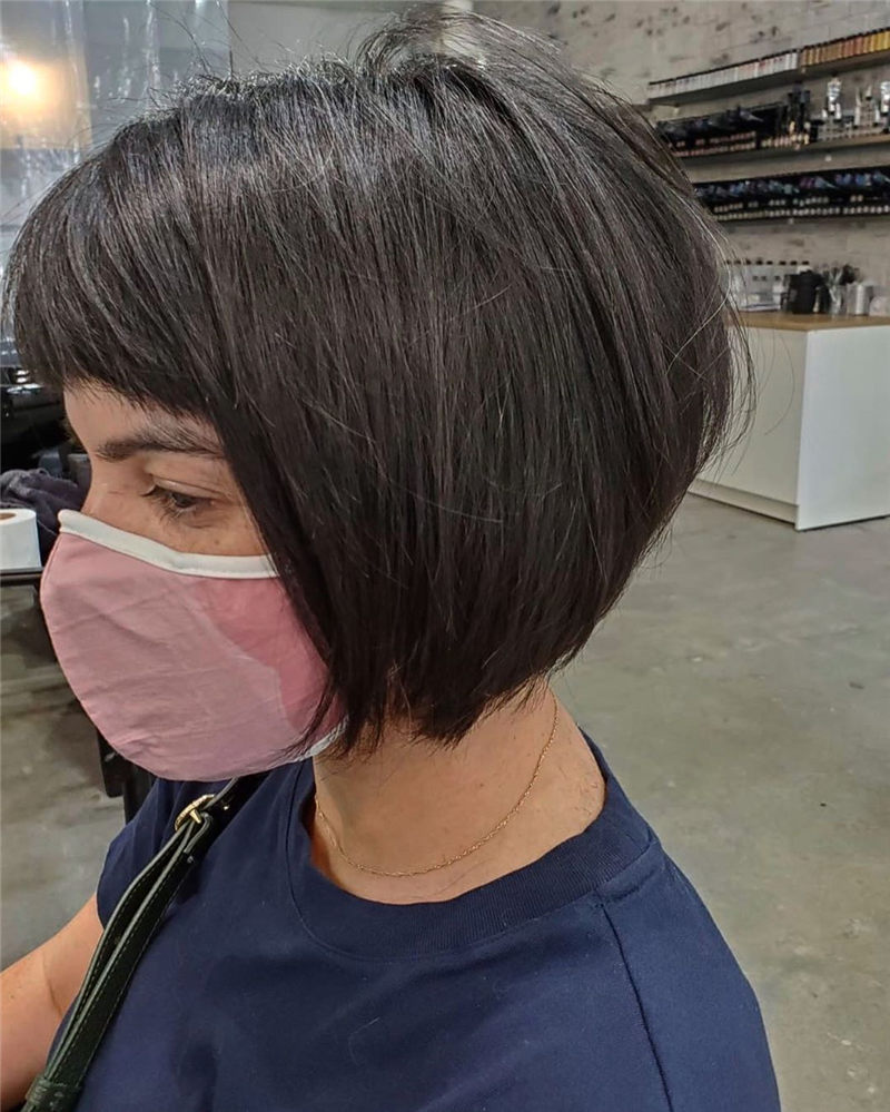Best Cute Short Haircuts for Short Hair in 2020 - Page 30 of 46 - HAIRSTYLE  ZONE X