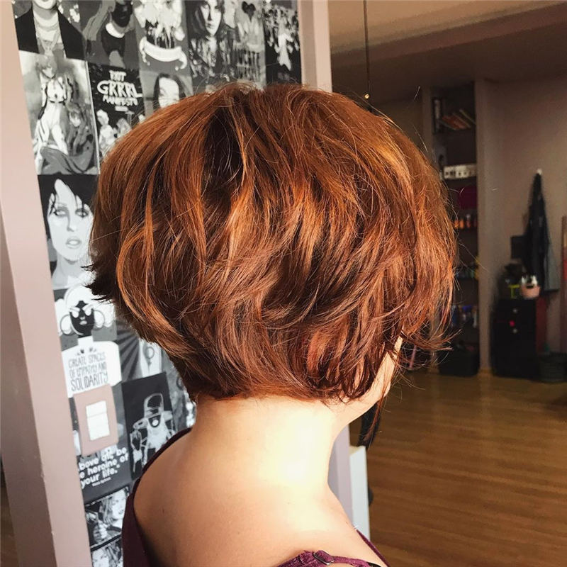 Best Short Bob Hairstyles Haircuts You Need to Try 02