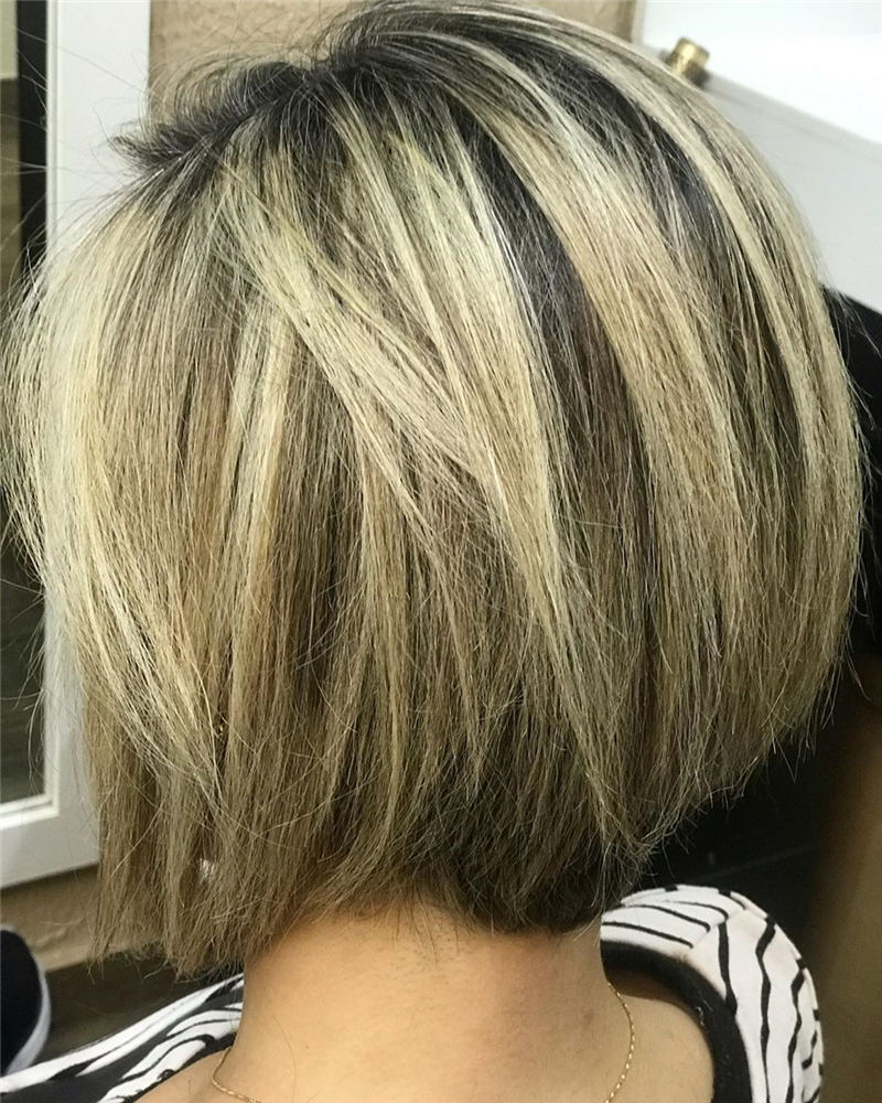 Best Short Bob Hairstyles & Haircuts You Need to Try - Page 3 of 45 -  HAIRSTYLE ZONE X