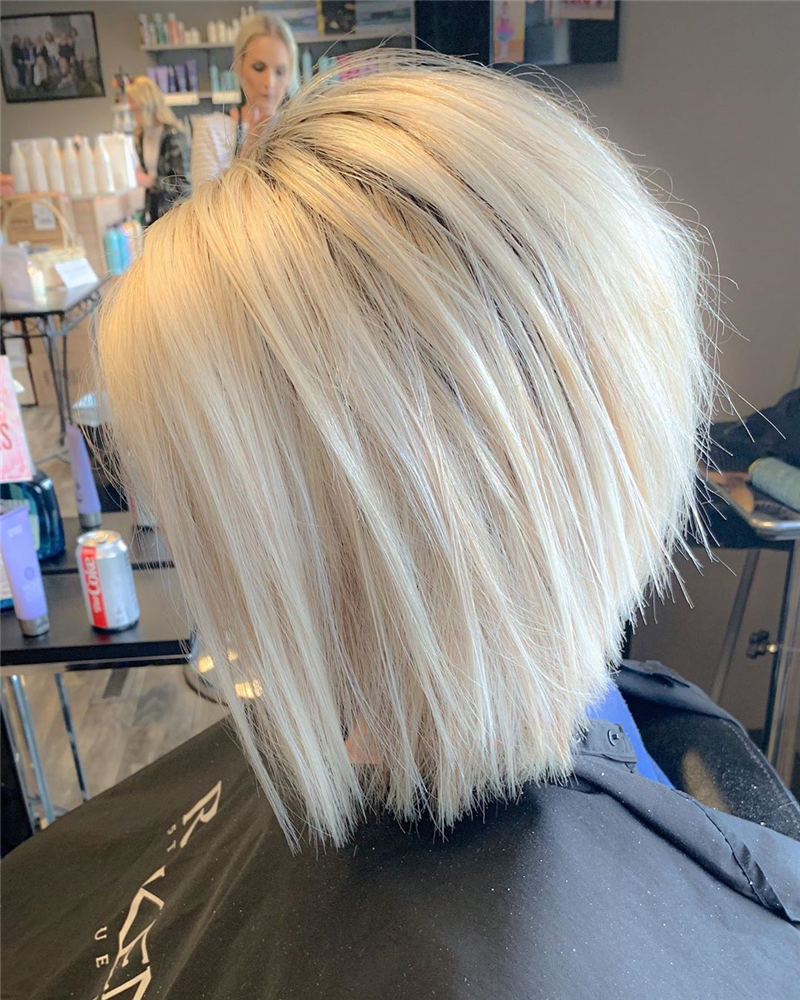 Best Short Bob Hairstyles Haircuts You Need to Try 05