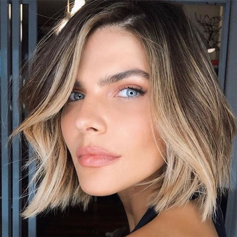 Best Short Bob Hairstyles Haircuts You Need to Try 15