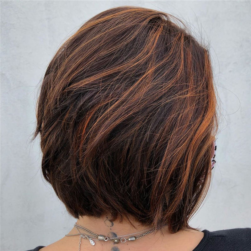 Best Short Bob Hairstyles Haircuts You Need to Try 21
