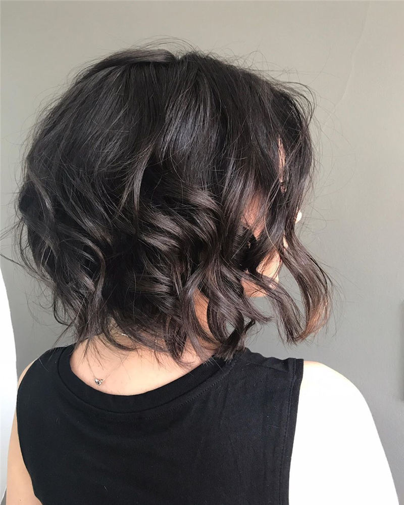 Best Short Bob Hairstyles Haircuts You Need to Try 22