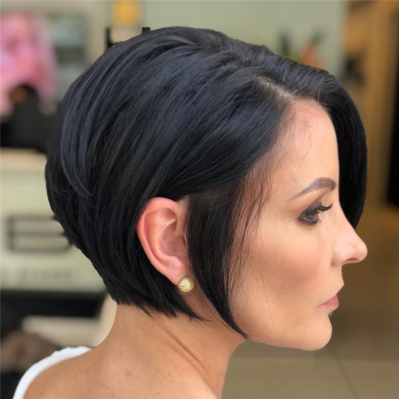 Best Short Bob Hairstyles Haircuts You Need to Try 27