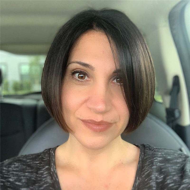 Best Short Bob Hairstyles Haircuts You Need to Try 29