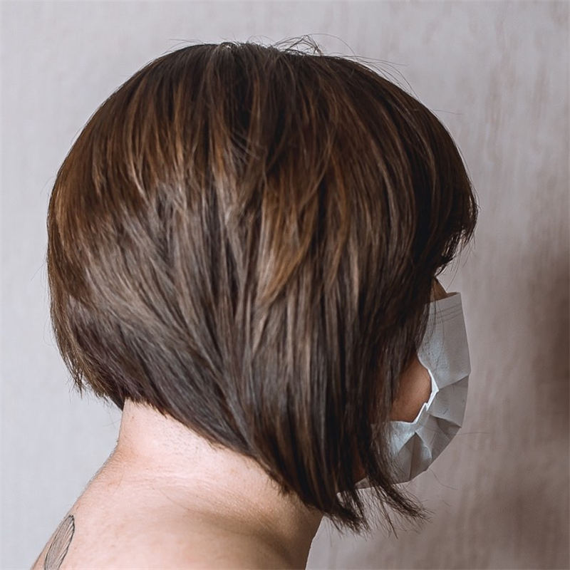 Best Short Bob Hairstyles Haircuts You Need to Try 33