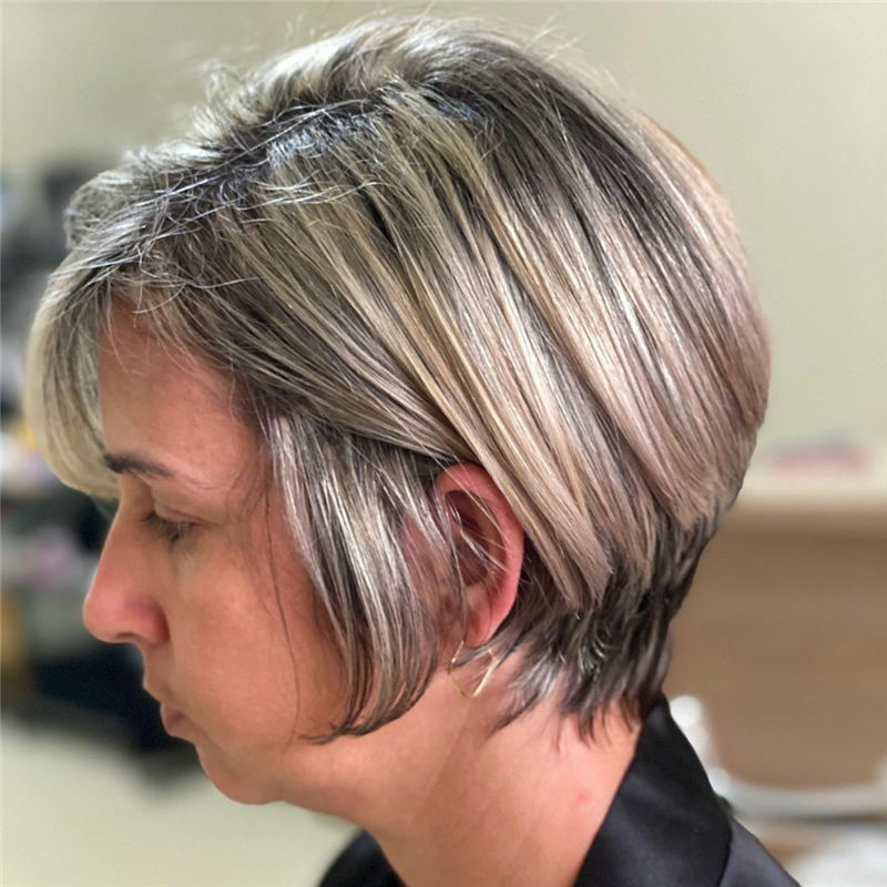 Best Short Bob Hairstyles Haircuts You Need to Try 36