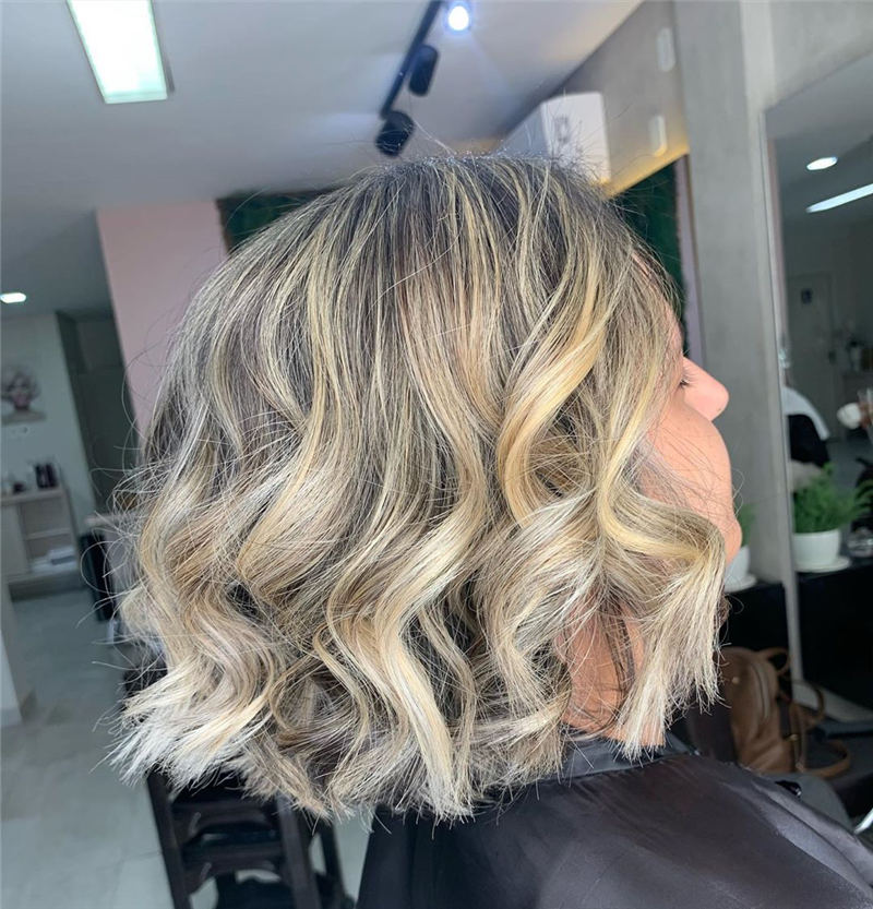 Best Short Bob Hairstyles Haircuts You Need to Try 41