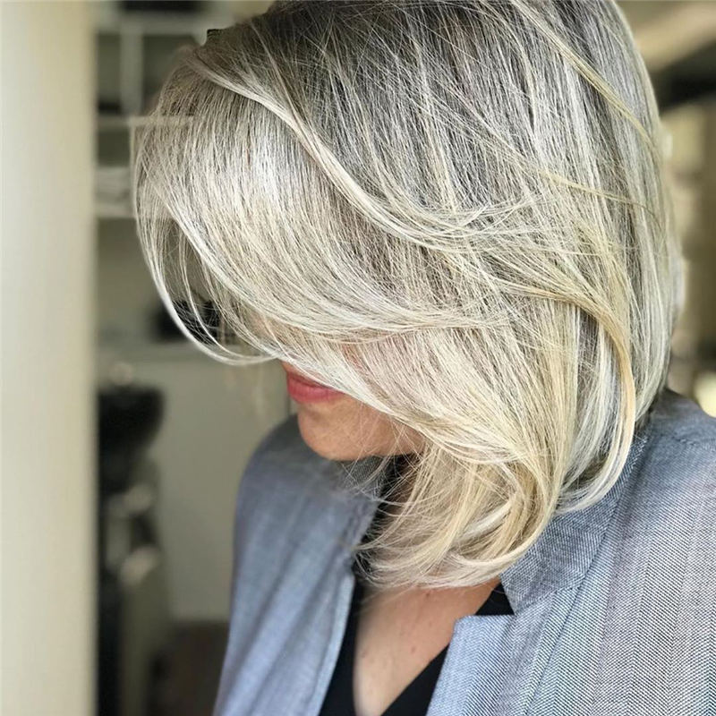 Best Short Bob Hairstyles Haircuts You Need to Try 45