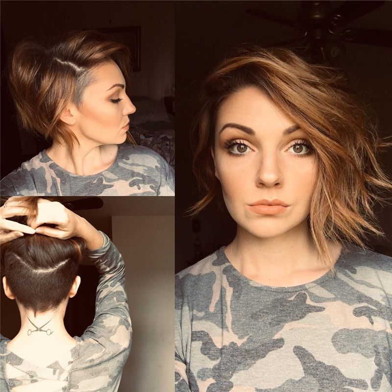 Coolest Pixie Undercut Hairstyles to Build Your Own in 2020 01