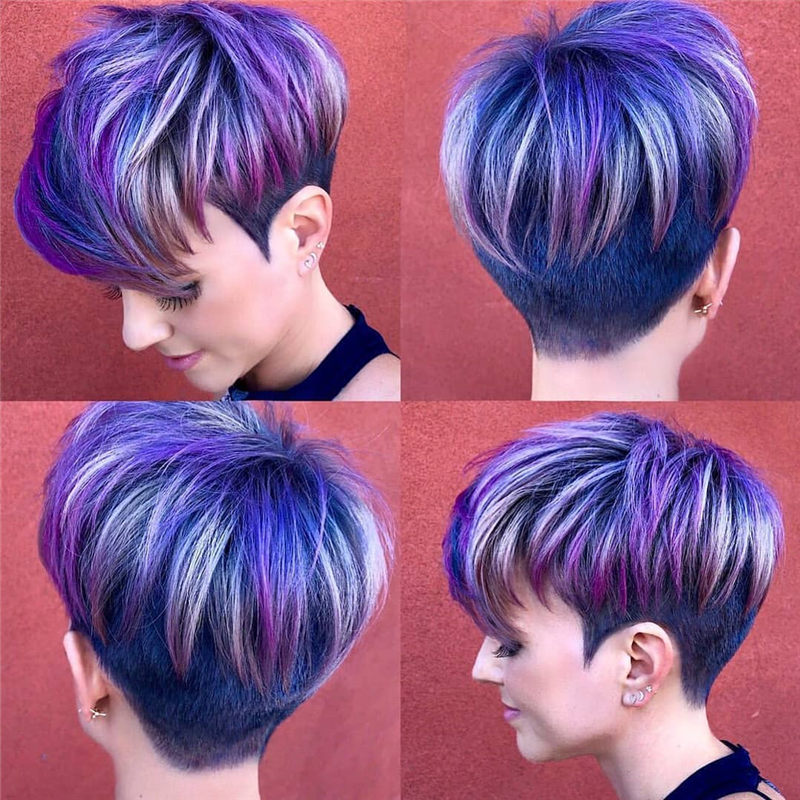 Coolest Pixie Undercut Hairstyles to Build Your Own in 2020 04