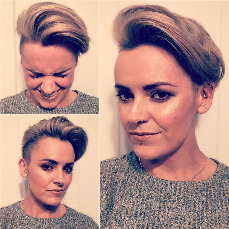 Coolest Pixie Undercut Hairstyles to Build Your Own in 2020 05