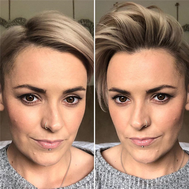 Coolest Pixie Undercut Hairstyles to Build Your Own in 2020 06