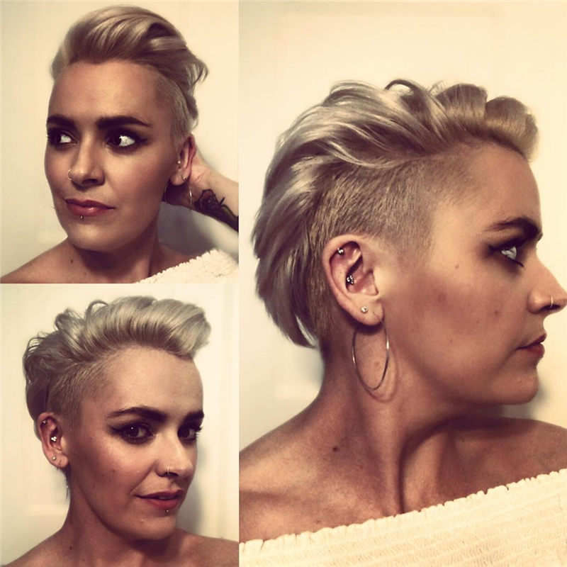 Coolest Pixie Undercut Hairstyles to Build Your Own in 2020 07