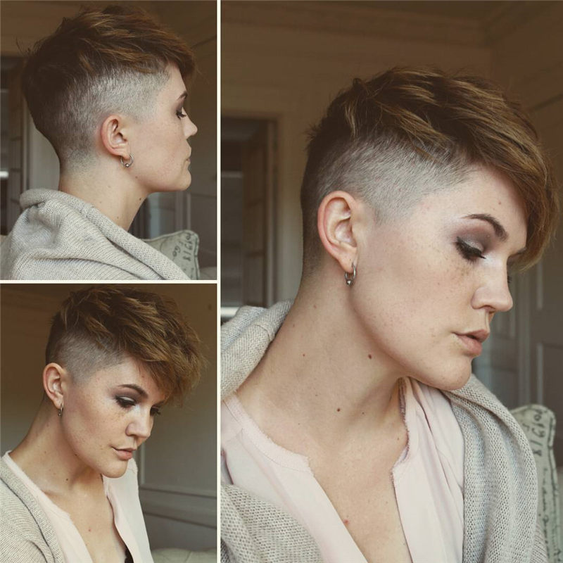 Coolest Pixie Undercut Hairstyles to Build Your Own in 2020 08