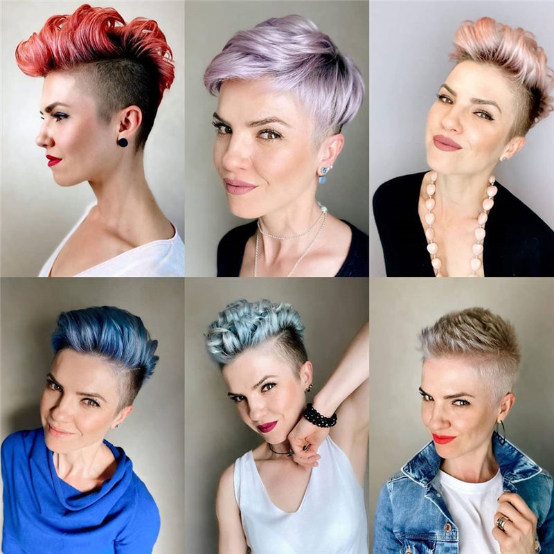Coolest Pixie Undercut Hairstyles to Build Your Own in 2020 10