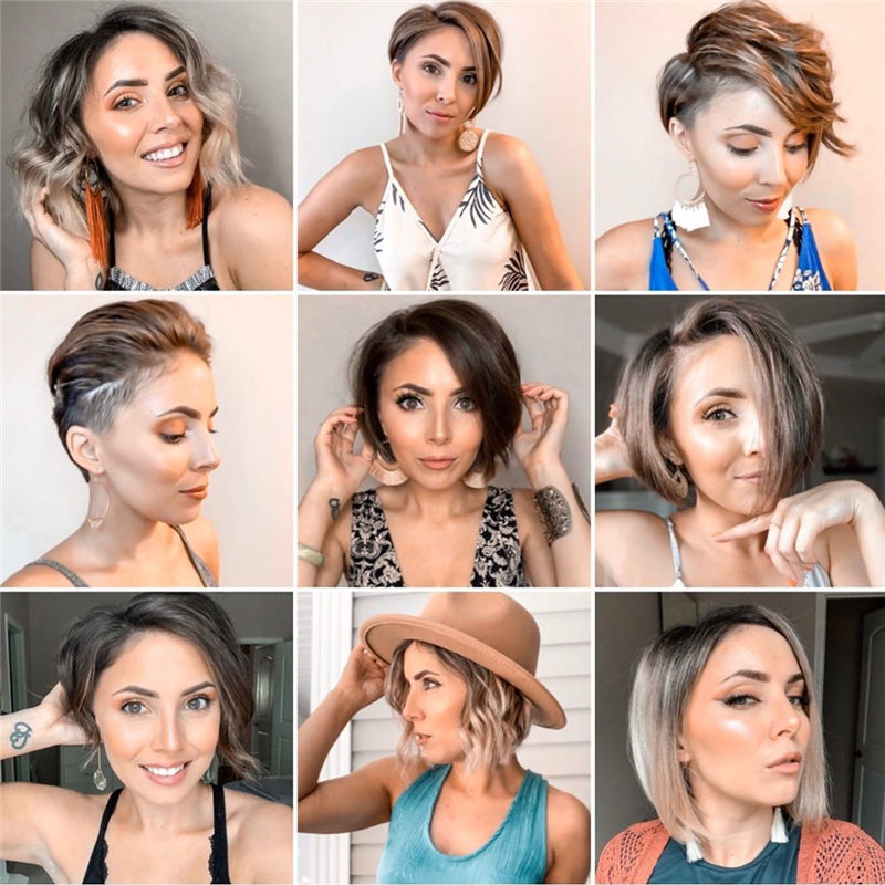 Coolest Pixie Undercut Hairstyles to Build Your Own in 2020 23