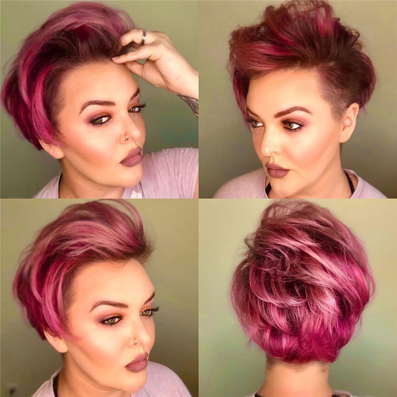Coolest Pixie Undercut Hairstyles to Build Your Own in 2020 25