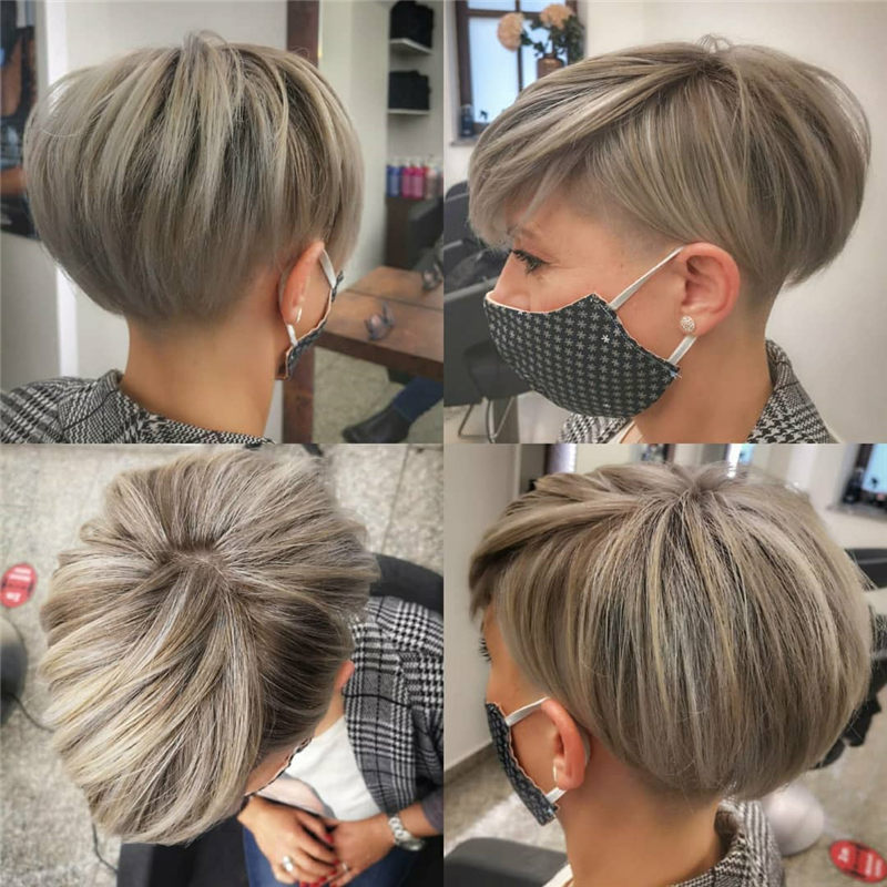 Coolest Pixie Undercut Hairstyles to Build Your Own in 2020 26