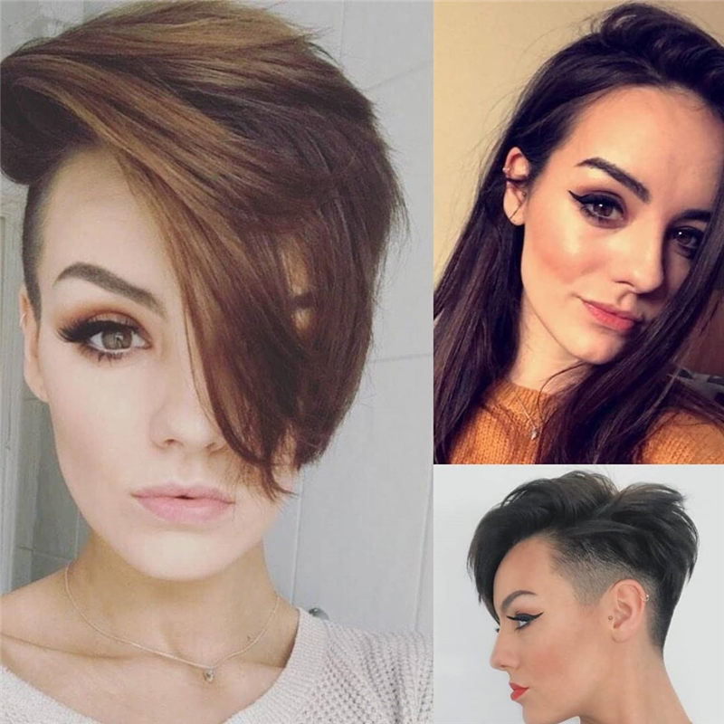 Coolest Pixie Undercut Hairstyles to Build Your Own in 2020 30