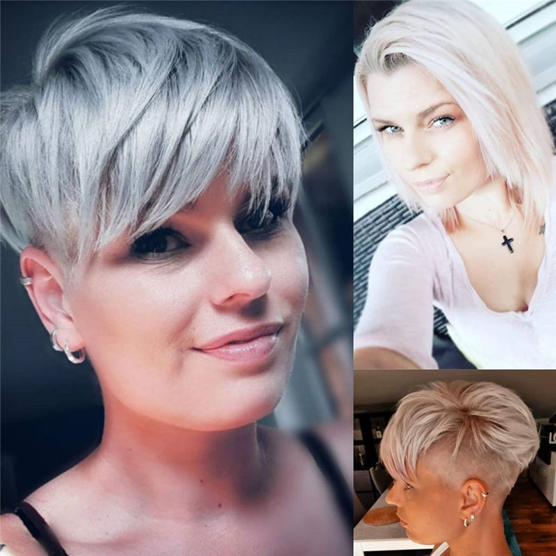 Coolest Pixie Undercut Hairstyles to Build Your Own in 2020 31