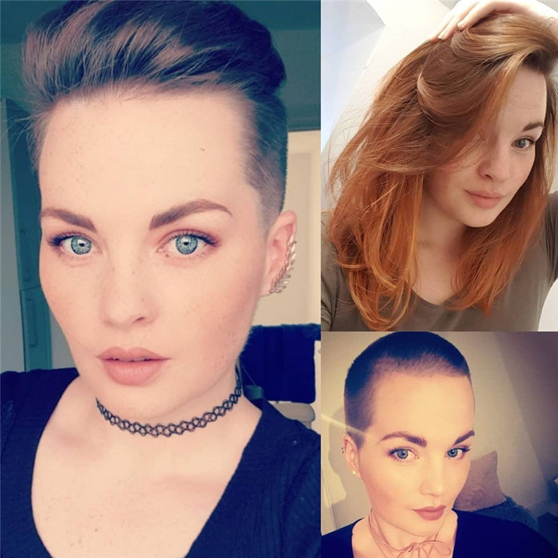 Coolest Pixie Undercut Hairstyles to Build Your Own in 2020 34