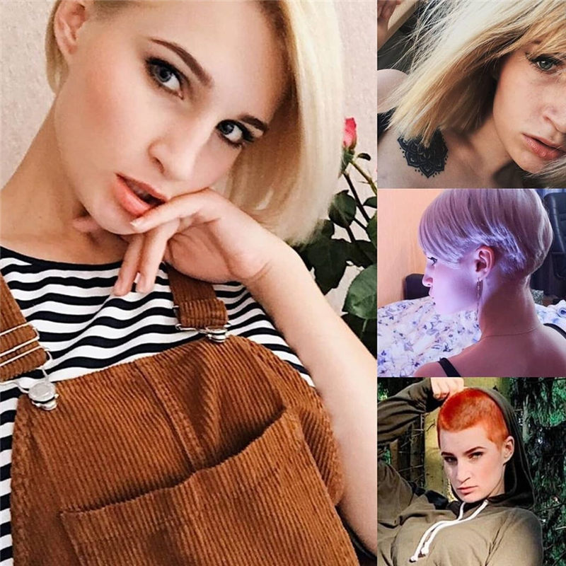 Coolest Pixie Undercut Hairstyles to Build Your Own in 2020 35