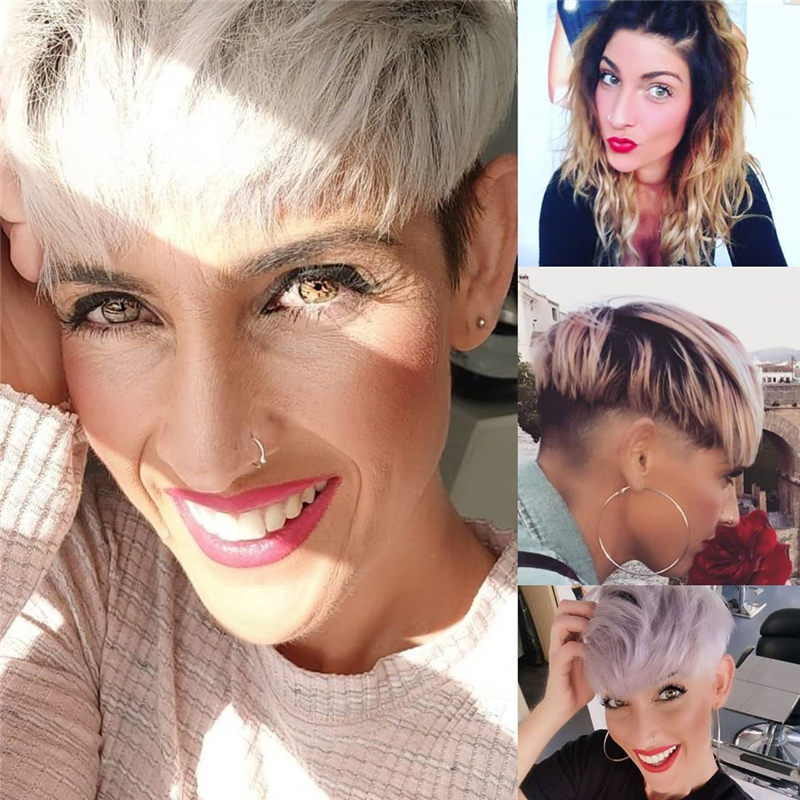 Coolest Pixie Undercut Hairstyles to Build Your Own in 2020 37