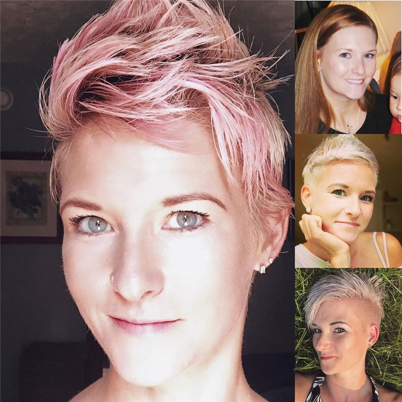 Coolest Pixie Undercut Hairstyles to Build Your Own in 2020 38
