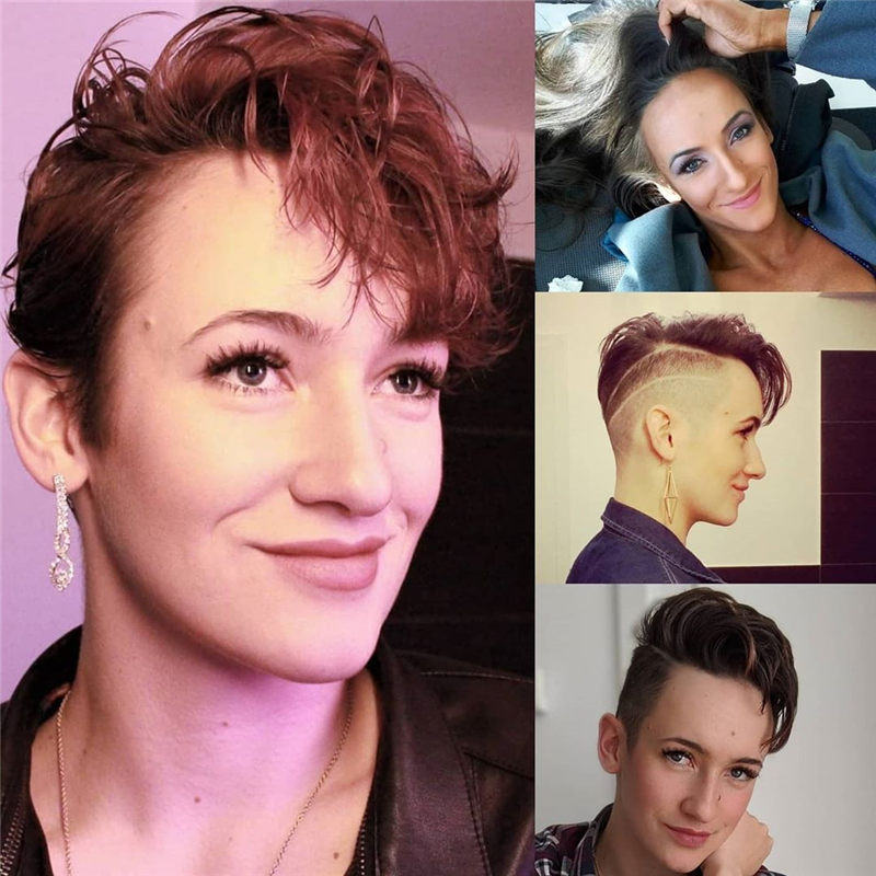 Coolest Pixie Undercut Hairstyles to Build Your Own in 2020 39