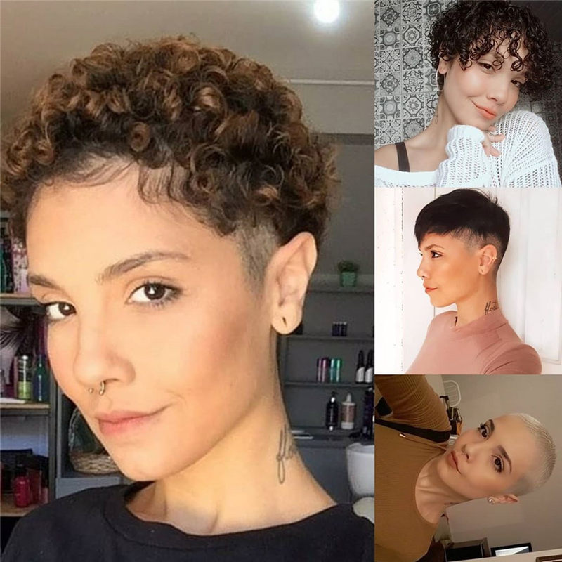 Coolest Pixie Undercut Hairstyles to Build Your Own in 2020 40