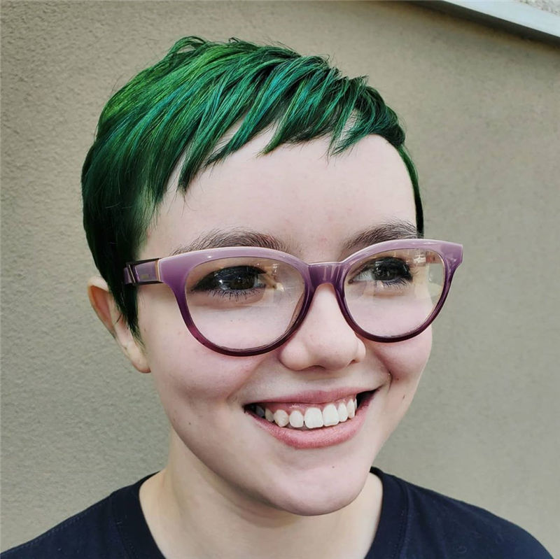 Great Pixie Haircuts for Women 2020 45