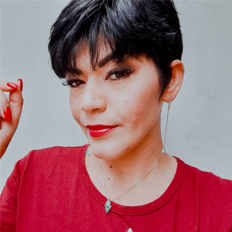 Great Pixie Haircuts for Women 2020 47