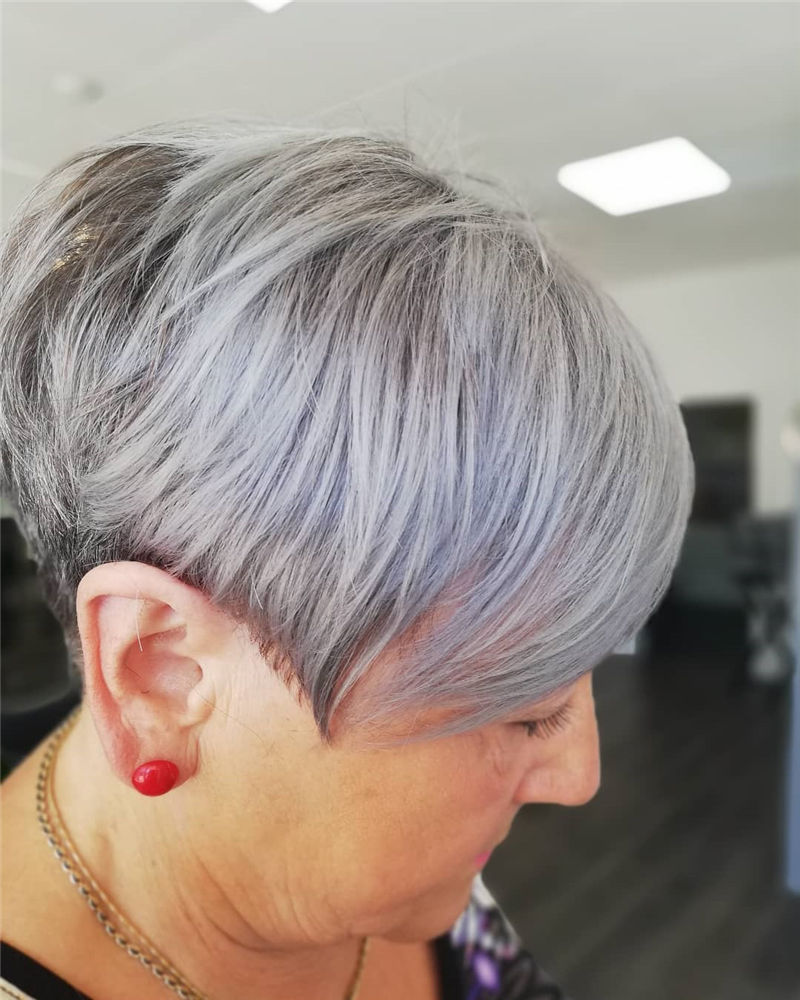 Great Pixie Haircuts for Women 2020 60