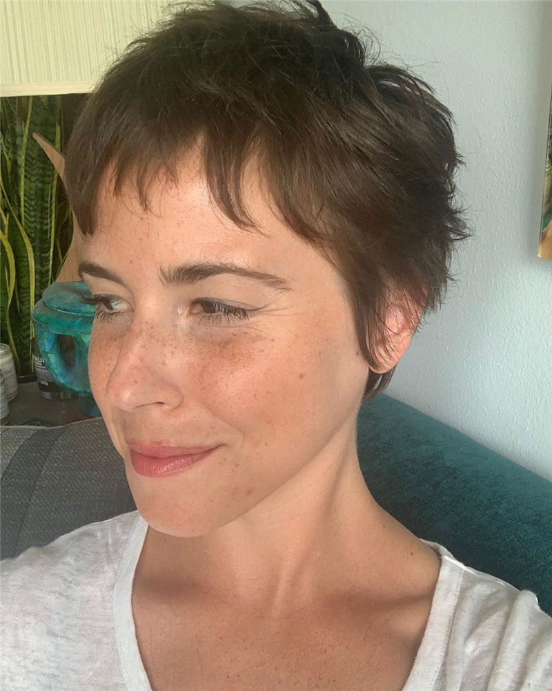 Great Pixie Haircuts for Women 2020 62